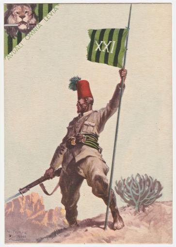 Eritrea Battalion XXI
