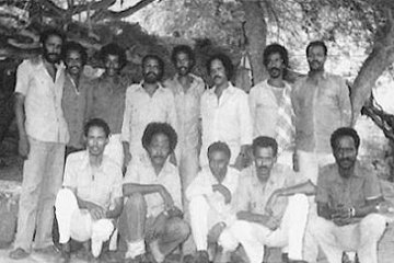 Members of Executive Committee of EPLF 1977–1987
