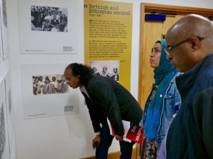 Eritrea In the News Exhibition
