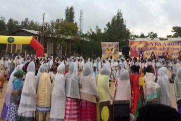 Eritrean and Ethiopia Reconcilliation Zalambessa
