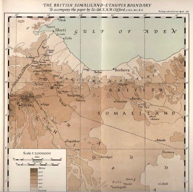 Somaliland - Ethiopia Border 2