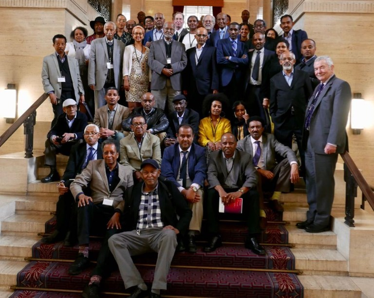 Eritrea Conference group photograph