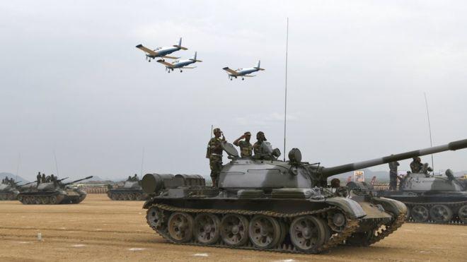 Military Parade Sawa
