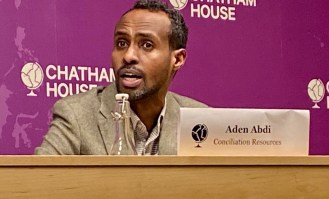 Chatham House Horn integration Aden Abdi