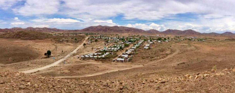 Hitsats Refugee Camp 2019