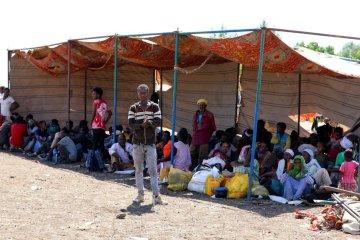 Ethiopian refugees Sudan