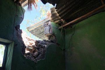 Mekelle House shelled