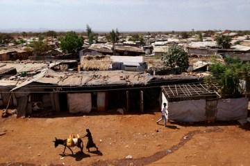 Mai-Aini refugee camp