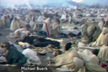BBC Michael Buerk Korem Report