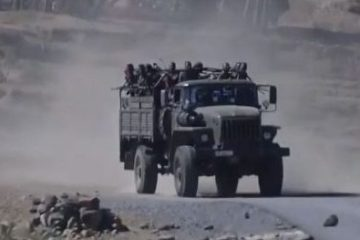 Troops Tigray