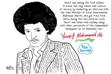 Yousif Mohammed Ali