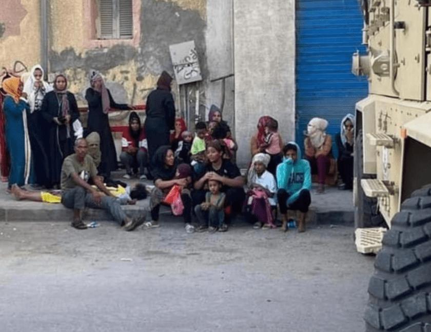 Eritrean Refugees Arrested Libya