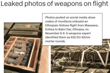 CNN Ethiopian Airlines weapon transport