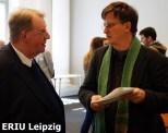 Prof. Dr. George Broderick & Prof. Dr. Eduard Werner