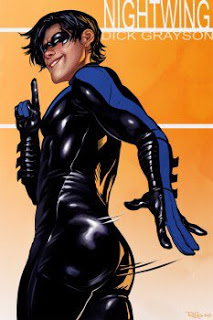 Nightwing, Ala nocturna