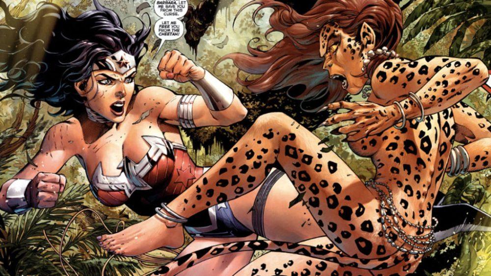 Mujer Maravilla vs Chita