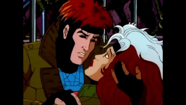 X-Men, Titania Rogue y Gambito