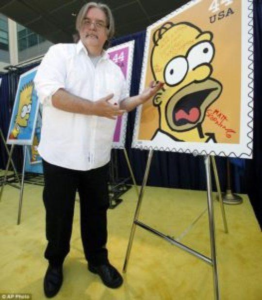 El padre de Homero Simpson se inspiró en su propio padre para crearlo