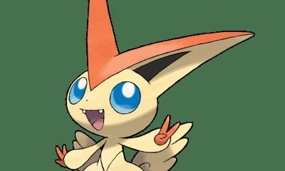Pokémon victoria Victini