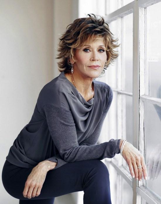 Jane Fonda denuncia abuso sexual
