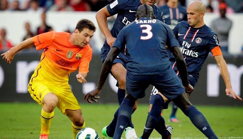 Por huelga de controladores aéreos en Francia, el PSG tal vez no pueda jugar contra el Barcelona