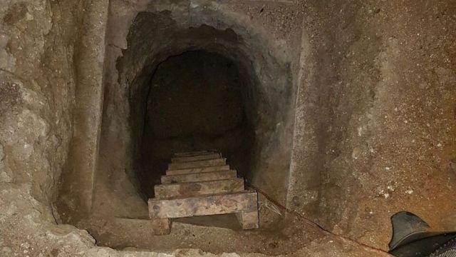 """Al estilo """"Chapo"""" Guzmán, reos se escapan por un túnel de una cárcel de Tamaulipas"""