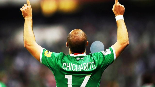 Chicharito está a punto de convertirse en el máximo goleador de Selección Mexicana