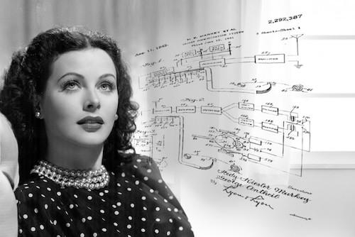 Hedy Lamarr, la inventora del WiFi
