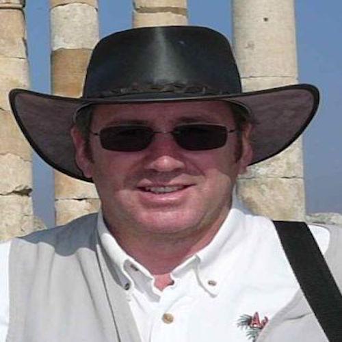 Ellis, el historiador que descubrió el rostro de Jesús