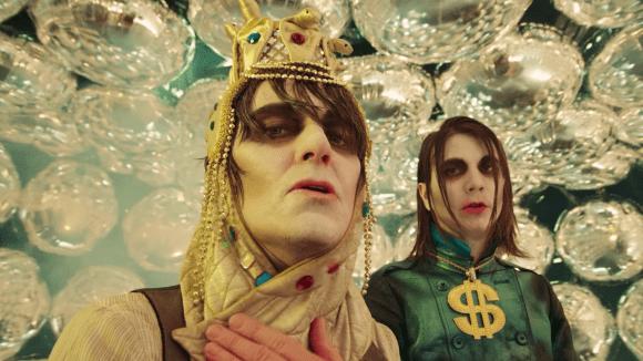 Stephen Drozd y Derek Brown, la realeza de Oczy Mlody