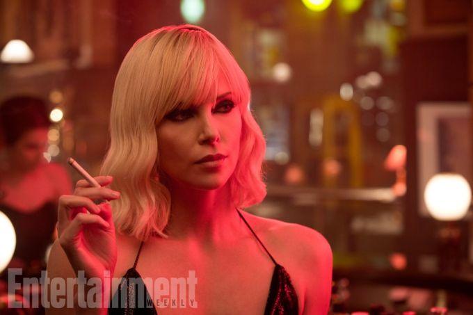 Charlize Theron en Atomic Blonde