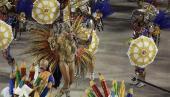 Bailarina del Carnaval de Río