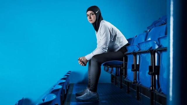 Nike lanza hiyab para deportistas musulmanas y enloquece al mundo