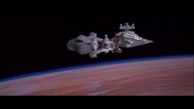 Rogue one Star Wars Una nueva esperanza