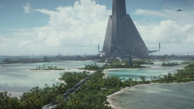 Scarif Star Wars Rogue One