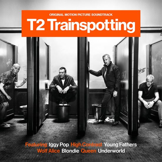 Esta es la banda sonora de la secuela de Trainspotting