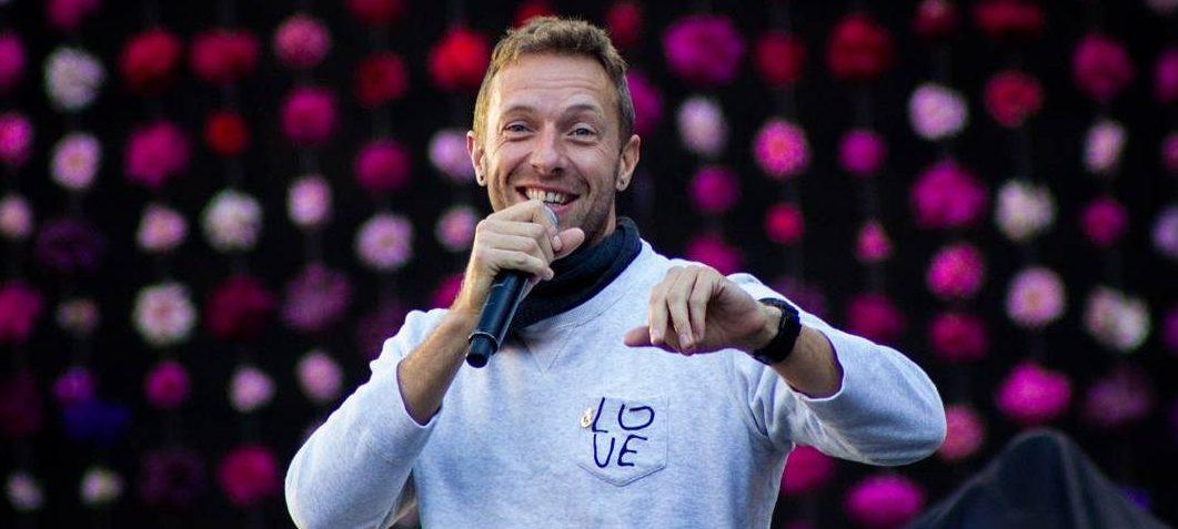 Chris Martin en vivo