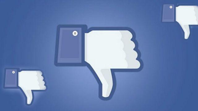 Habrá una nueva reacción en Facebook, No Me Gusta