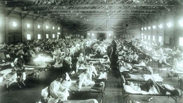La humanidad peligra más por enfermedad que por guerra