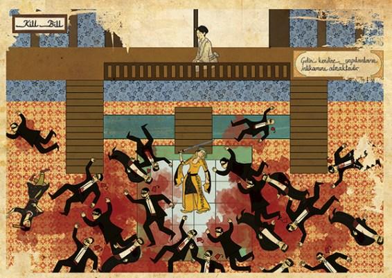Kill Bill en versión miniatura turca