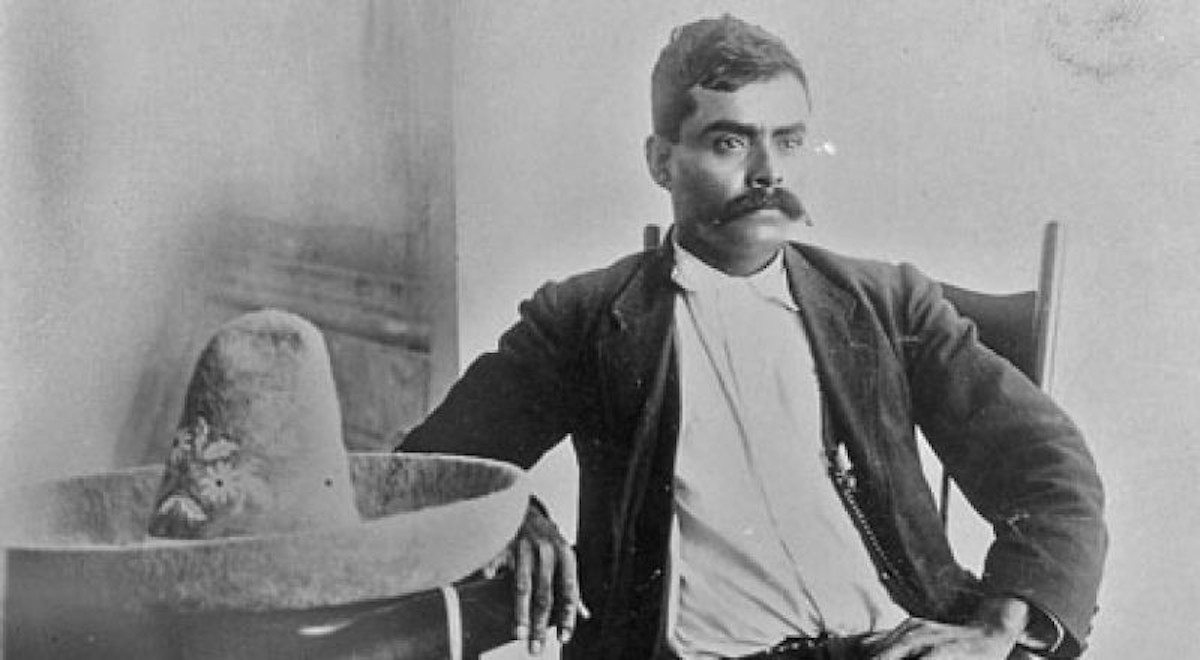 ¿Emiliano Zapata tuvo una relación homosexual con el yerno de Porfirio Díaz?