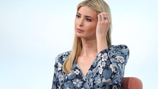 Ivanka Trump es abucheada en Alemania por defender a su padre