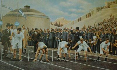 Atenas 1896, el inicio de los primeros Juegos Olímpicos de la Era Moderna