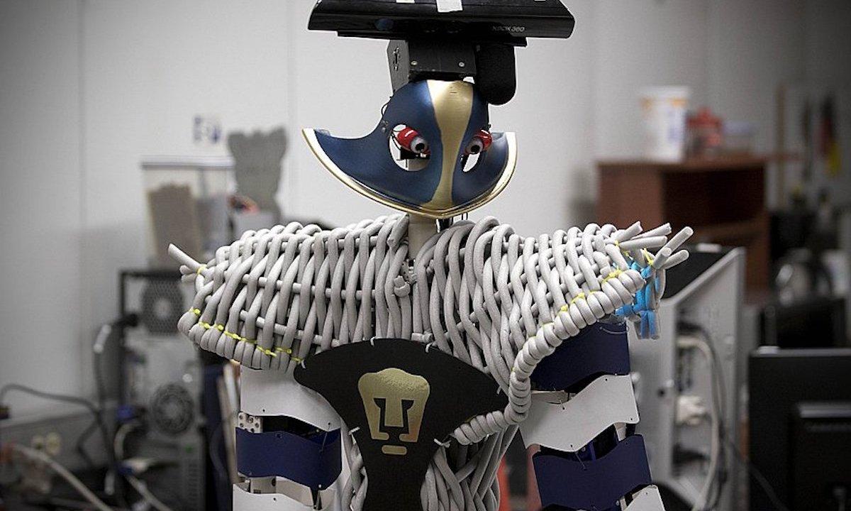 Justina, una robot creada en la UNAM, se alista para competir en la RoboCup 2017 en Japón