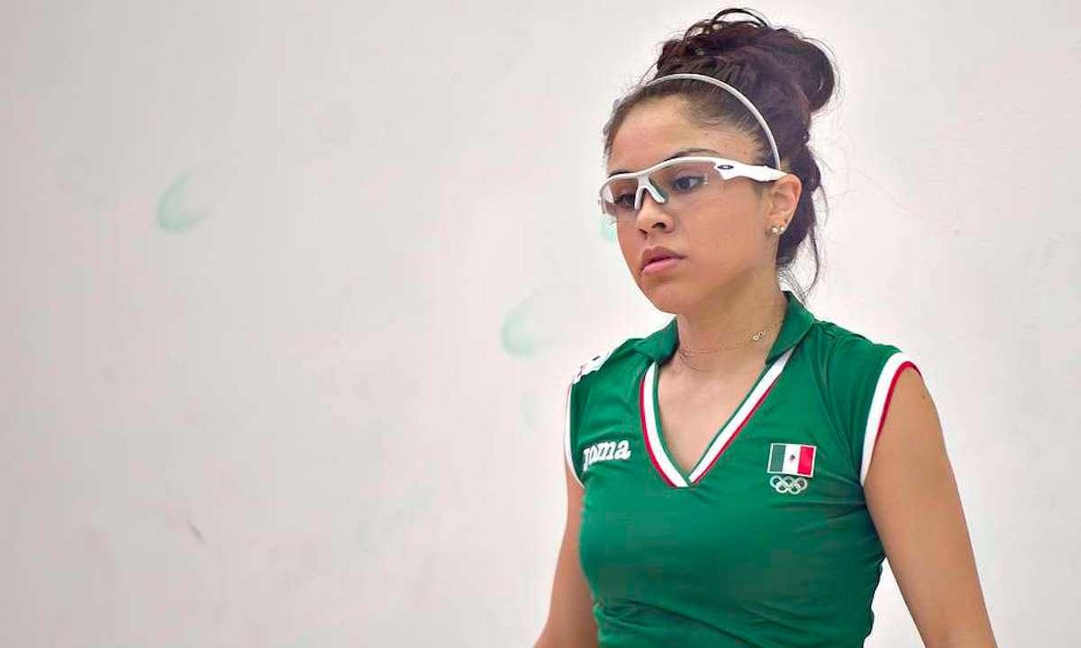Paola Longoria, la gran campeona, fue derrotada en la final del Panamericano de Raquetbol