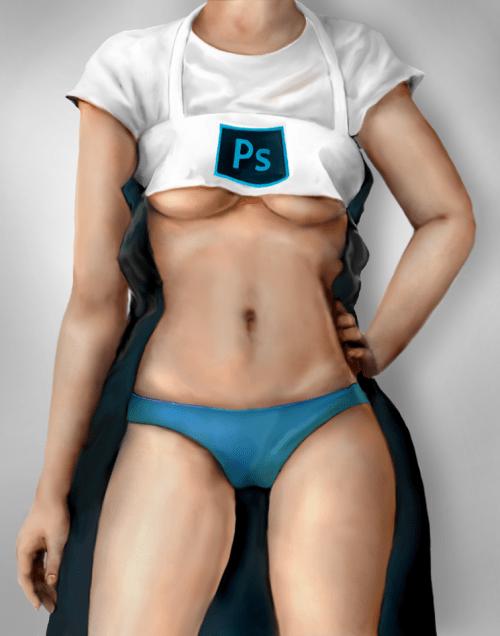La verdad sobre Photoshop