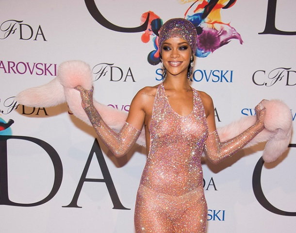 Rihanna CFDA premio