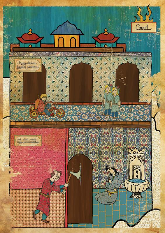 The Shinning en versión miniatura turca