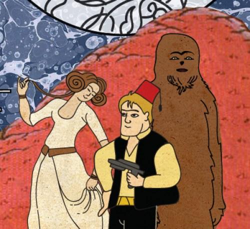 Star Wars en versión miniatura turca