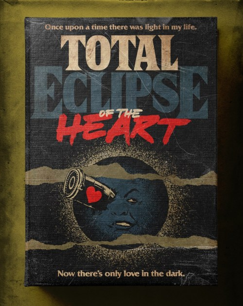 Butcher Billy ilustra Total Eclipse Of The Heart de Bonnie Tyler